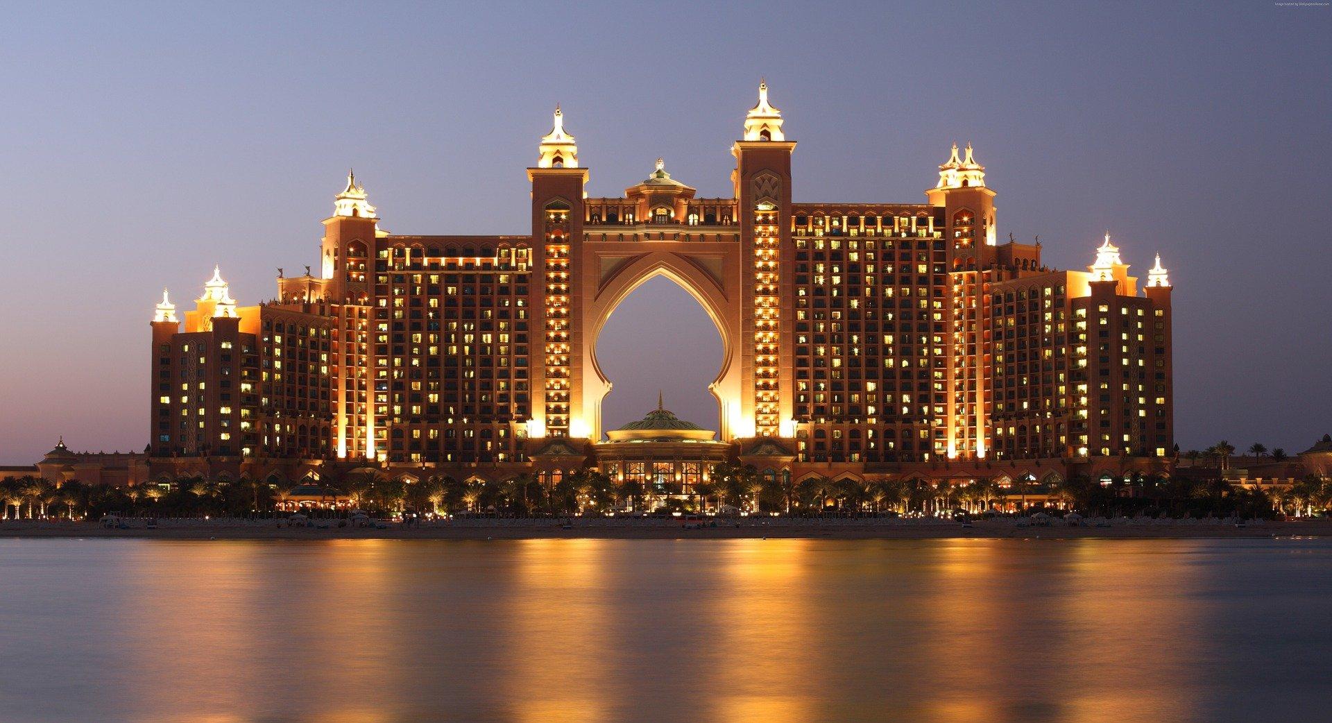 The Best Hotels in Dubai